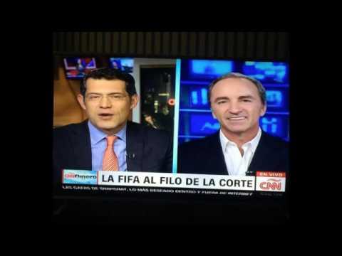 CNN Dinero Qatar FIFA Construction labor abuse