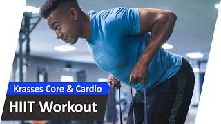 10 Runden Core-Training 🔥  Komplettes Training zum Mitmachen #04   Andiletics