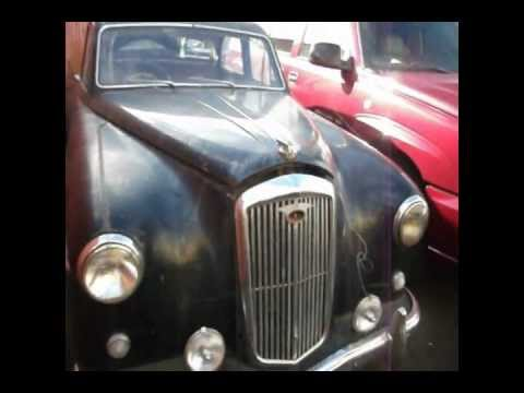 Wolseley 6/90 Revival #1 - As Discovered in Yard, Two Cars