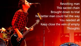 Chevelle-Shameful Metaphors(LYRICS)