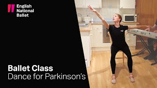 Dance For Parkinson's Class with Kate Hartley-Stevens | English National Ballet