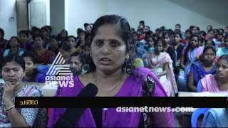 Migrant workers learning Malayalam