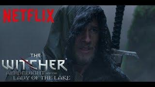 The Witcher Trailer | Netflix