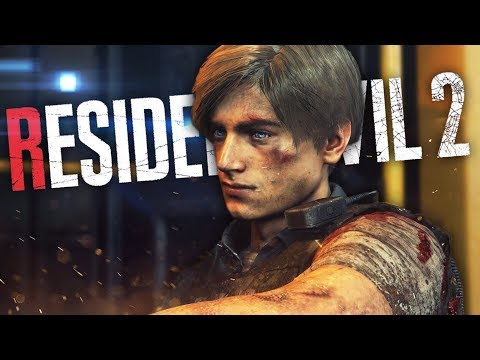PROUD DAD SAVES THE WORLD  | Resident Evil 2 (Remake) - Leon