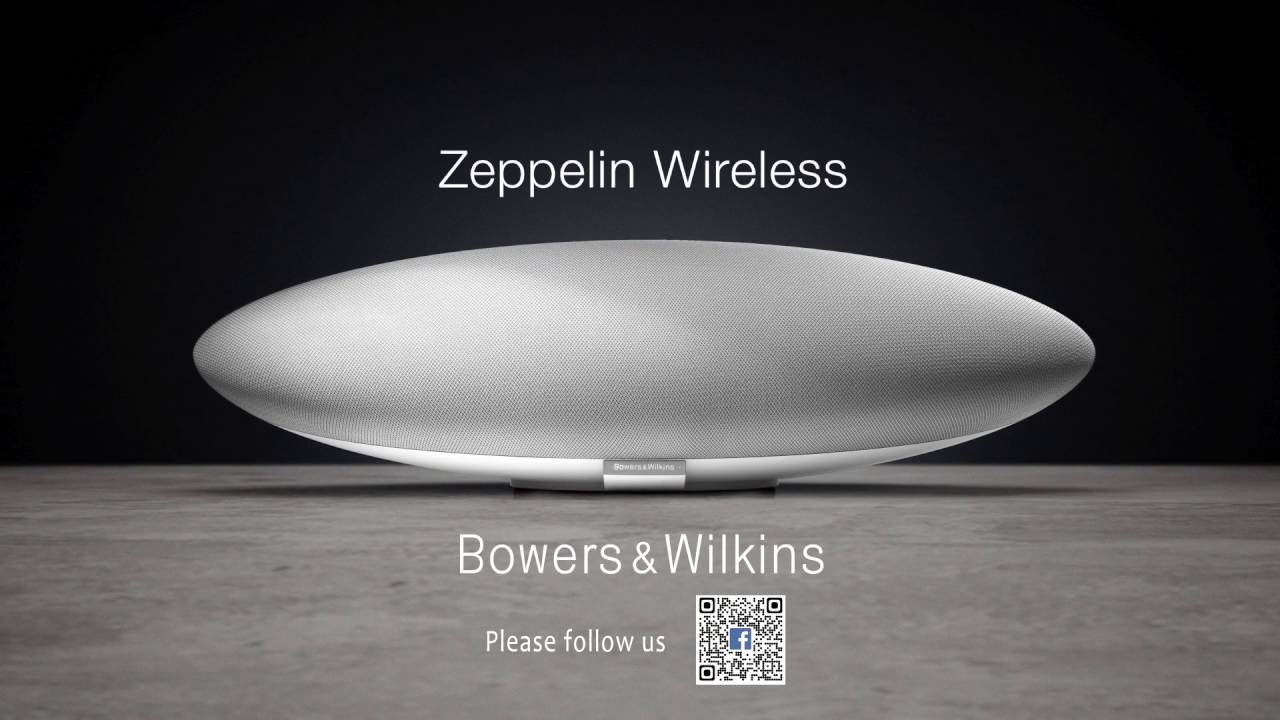 Zeppeline Wireless White - YouTube
