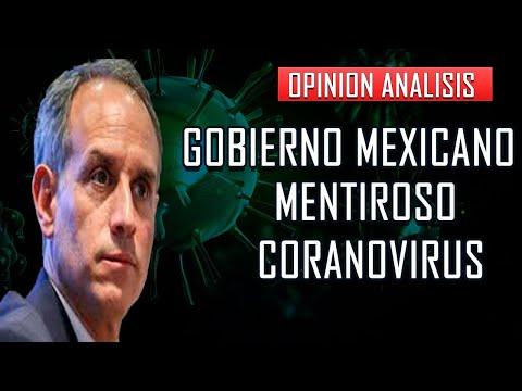 El Fracaso Total De México Ante El Mundo. Gobierno Inpreparado Ante La Pandemia Del Coronavirus.