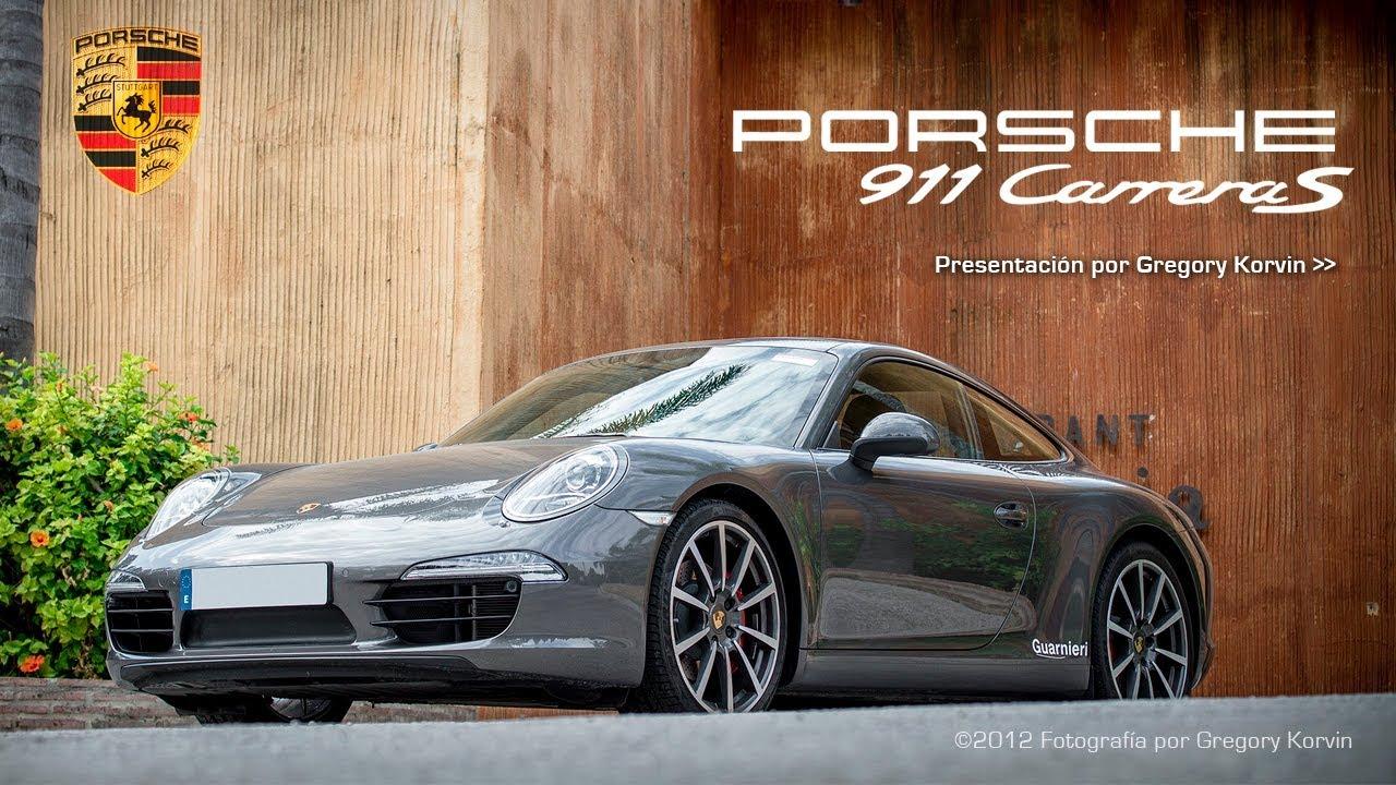 Porsche 911 Carrera S I Teaser I Marbella
