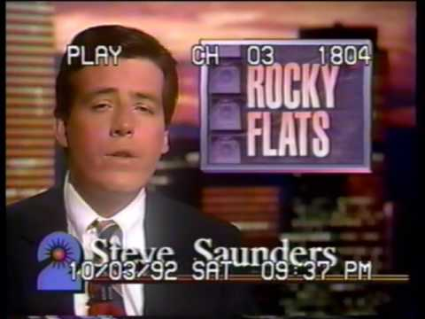 Rocky Flats Criminal Settlement and Congressional News