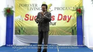 Product Testimony by Yedukondalu at Guntur Success Day, (Telugu)