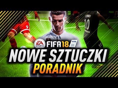 NOWE SZTUCZKI - PORADNIK | FIFA 18