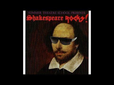 Shakespeare Rocks!    Summer Theatre Camp Play Production 2016