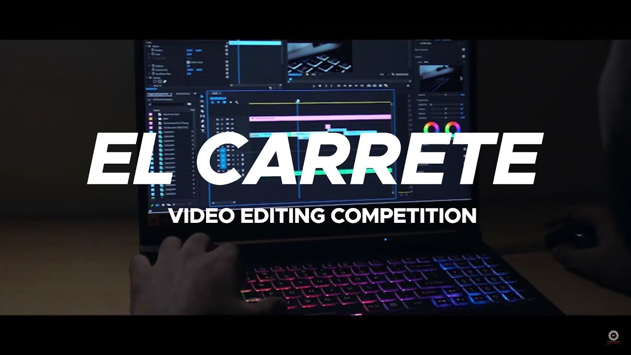 El Carrete - A Video Editing Competition | Promo | MEA SSIPMT