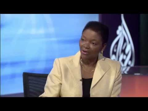 Baroness Amos talks to Al Jazeera on Syria