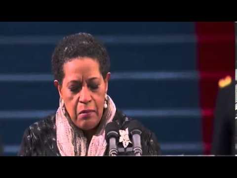 Invocation by Myrlie Evers-Williams [ Obama 2013 ]