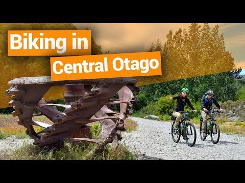 Biking in Central Otago: Clyde to Alexandra River Trail –  New Zealand's Biggest Gap Year