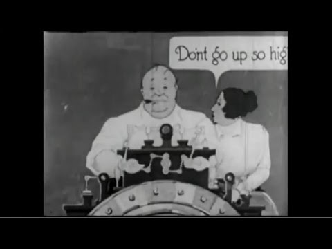 THE FLYING HOUSE 1921 - Live Score by toktek