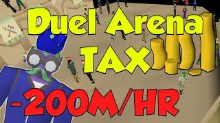 The New Duel Arena Tax Is Game Changing