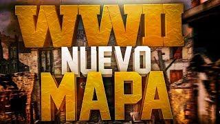 JUGANDO EN EL NUEVO MAPA AACHEN | VUELVE CALL OF DUTY: WW2 BETA