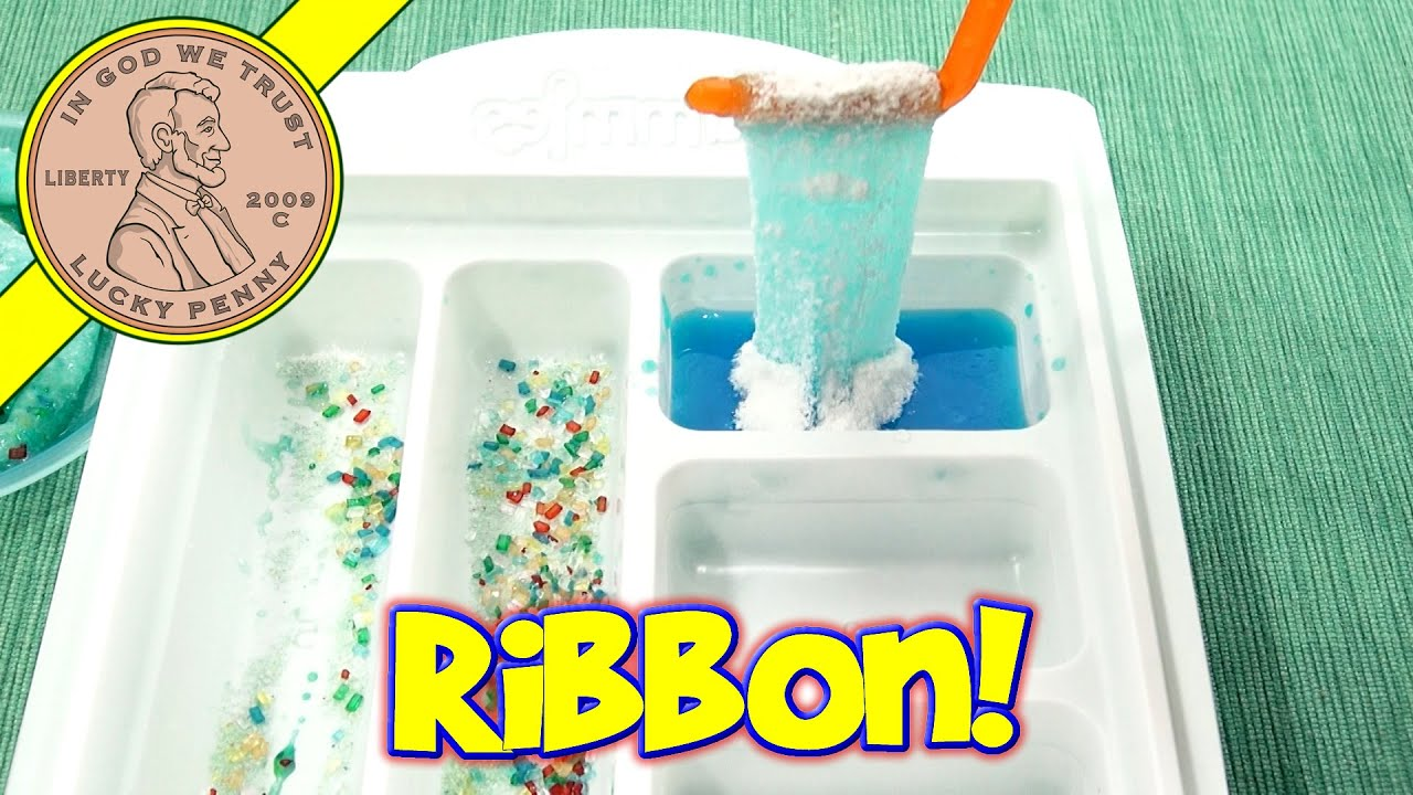 yummy nummies fruity ribbons maker mini kitchen magic youtube