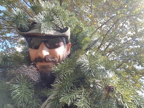 "Mr. Christmas Tree ~ ""Hey, #NotAllTreesAreRoadblocks "" ~ Inner Harbor Balt Md 10/25/2016"
