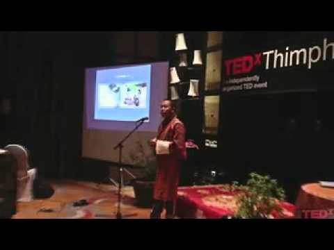 PHALLUS crazy wisdom from Bhutan | Karma Choden | TEDxThimphu