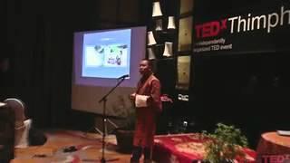 PHALLUS crazy wisdom from Bhutan   Karma Choden   TEDxThimphu