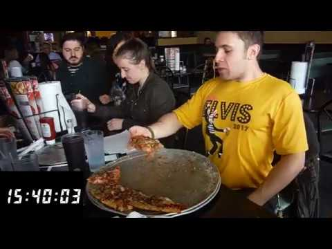 "Download 18"" XL Carnivore Pizza Challenge!"