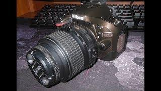 nikon D5200-Купил б/у зеркалку,небольшой обзор!Часть1