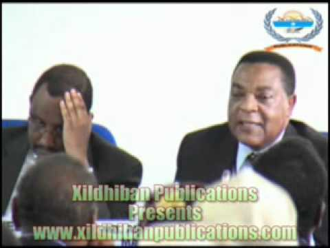 Ambassador Augustine P. Mahiga. Vs Roadmap  8.flv