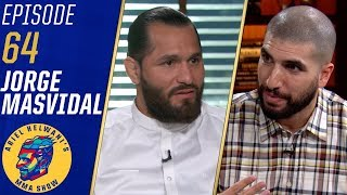 �������� ���� Jorge Masvidal describes journey to UFC 244, family, growing up in Miami | Ariel Helwani's MMA Show ������
