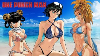 Top 8 Most Attractive One Punch Man Girls (Manga 2019)