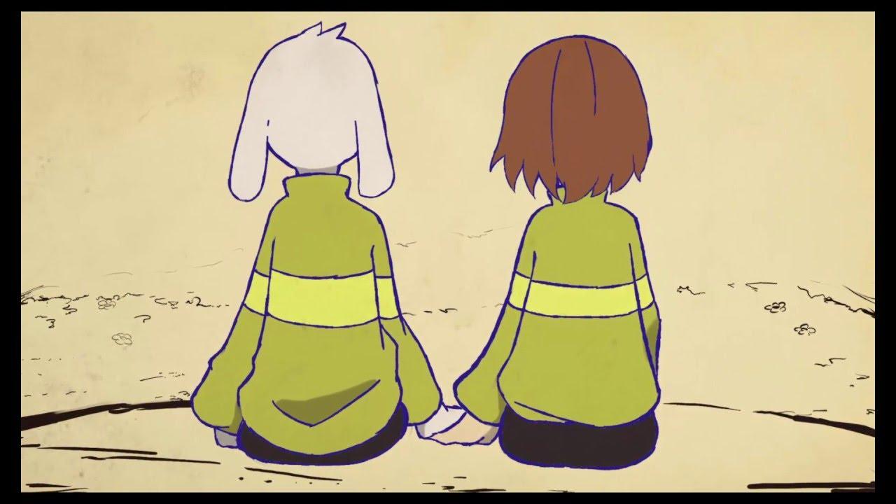 Undertale : Save Chara (Fan Animation)