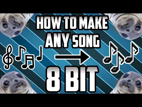How to make ANY song 8 BIT/CHIPTUNE
