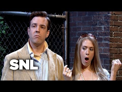 2 A-Holes at a Crime Scene - Saturday Night Live