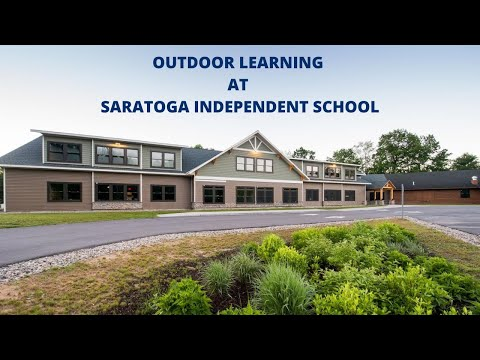 Outdoor Learning at Saratoga Independent School