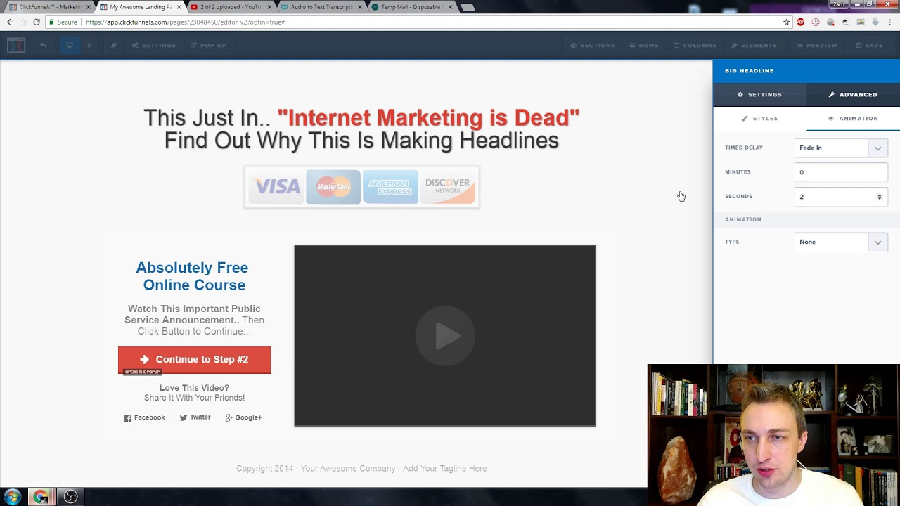 The 20-Second Trick For Clickfunnels Competitor