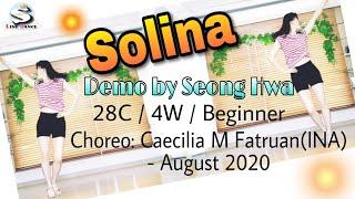Download Solina-Line Dance(Beginner)-Demo