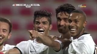 فيديو.. #الأهلي يهزم #العين بخماسية في #كأس_الخليج_العربي