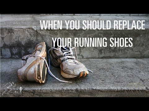 When you should replace your running shoes
