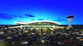 Architectural Thesis (Kumasi International Airport ) by Bismark Oduro
