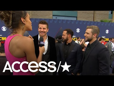 ACM Awards 2018: SEAL Team's'David Boreanaz, Max Thieriot & A.J. Buckley Talk Love Of Country Music