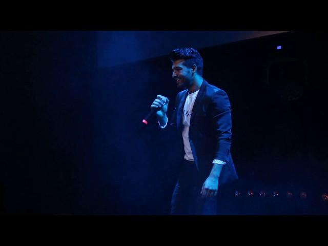 Jorge González - Aunque se acabe el mundo | Welcome ESPreParty 2018