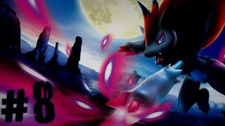 Pokémon Dark Phantom - Part 8 Gym Leader Flannery Battle! & Gym Leader Norman Battle [HD]