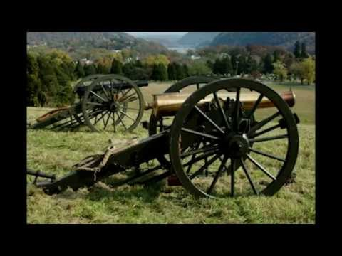 Stonewall Jackson's capture of Harper's Ferry WV, 1862