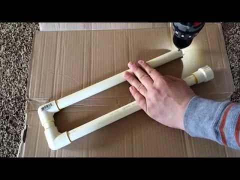Building a Fish Tank Water Change Tube
