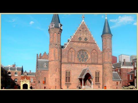 HOLLAND, DEN HAAG; Binnenhof, Mauritshuis, Altstadt