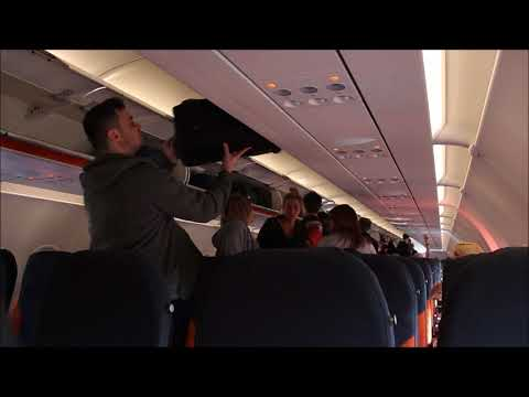 Flight Report | Easyjet Airbus A320 | Berlin-Schönefeld To Edinburgh (1)