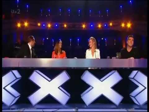 Britain's Got Talent 2014 - Jasun Watkins as Little Butch