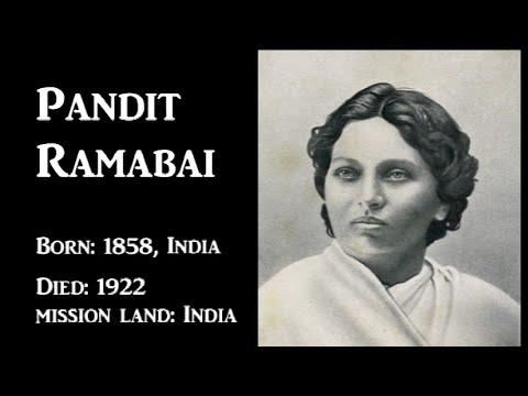 63 Pandit Ramabai Mukti Mission Short Biography - Tamil by Am Joel