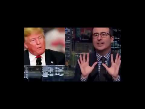 Last Week Tonight   Vana For Love Alone Trump with John Oliver